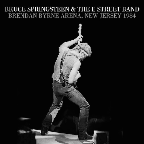 Bruce Springsteen & The E Street Band - Brendan Byrne Arena