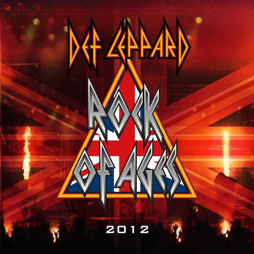 Def Leppard - Rock Of Ages (2012)