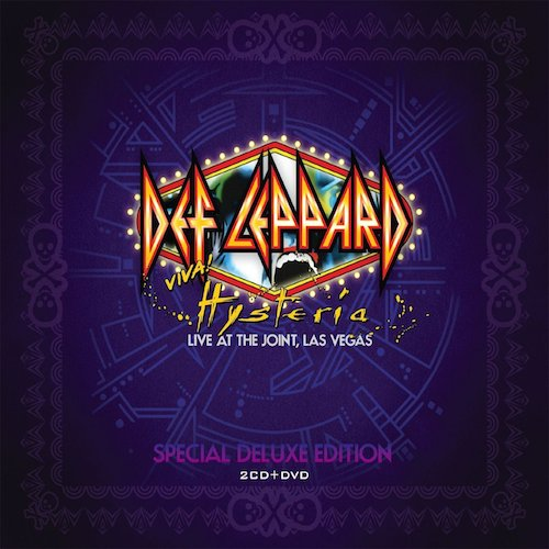 Def Leppard - Viva Hysteria Live at the Joint Las Vegas