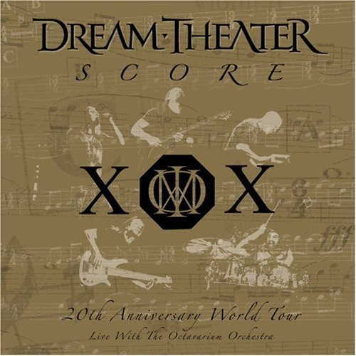 Dream Theater - Score XOX