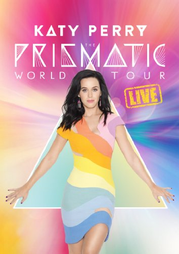 "Katy Perry's ""Prismatic World Tour"" is out today!"