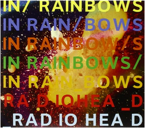 Radio Head - In Rainbows