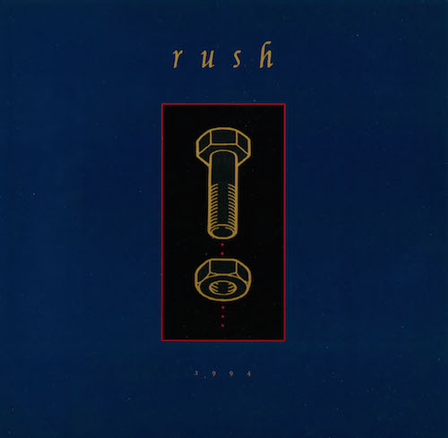 Rush - Counterparts (Remaster)