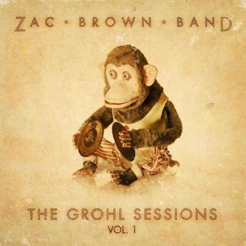 Zac Brown Band - The Grohl Sessions Vol 1
