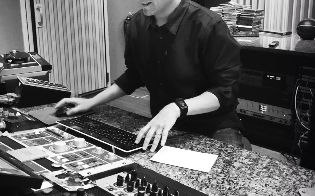 Adam Ayan celebrates 20 years at Gateway Mastering Studios.